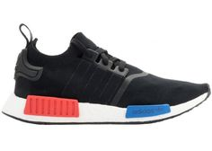 Check out the Adidas NMD R1 Core Black Lush Red (2015/2017) available on StockX