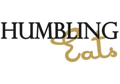 #LogoDesign by antmDesign&Photography for Humbling Eats! Jaclyn's doing a great job with the food stories at humblingeats.com