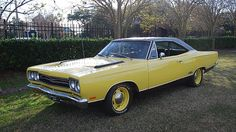 1969 Plymouth GTX 440 CI, Automatic presented as lot J165 at Kissimmee, FL 2015 - image1 SOLD ! 26K