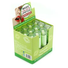 12Pcs/Lot Deal! Magic colour Temperature change color lipstick moisture anti-aging protection lip <font><b>balm</b></font> Price: PKR 836.43315    http://www.cbuystore.com/product/12pcs-lot-deal-magic-colour-temperature-change-color-lipstick-moisture-anti-aging-protection-lip-font-b-balm-b-font/10167360   Pakistan