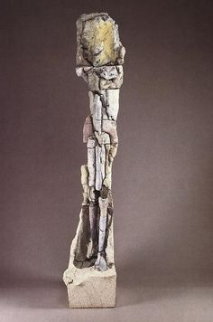 Matter + Spirit: The Sculpture of Stephen De Staebler ~ Exhibit from January 14, 2012 - May 13, 2012