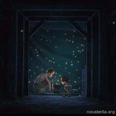La tumba de las luciérnagas | Nova bella