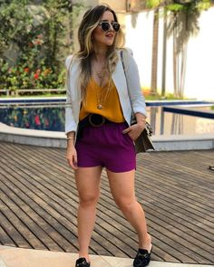 Women S Cheap Fashion Clothing Product Indie Outfits, Short Outfits, Fashion Outfits, Womens Fashion, Cute Summer Outfits, Fall Outfits, Casual Outfits, Look Con Short, Casual Styles