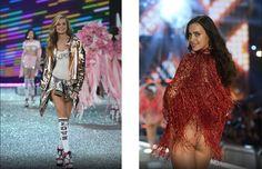 Confira algumas beldades da Victoria's Secrets que abriram suas asas no evento de moda mais sexy, balado e esperado do planeta e deixaram Paris ainda mais bonita.  #victoriassecret #vicoriasecretfashionshow #vsfs2016 #mulheres #topmodels #moda #paris