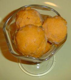 Raw Food Recipes - Pumpkin Pie Ice Cream