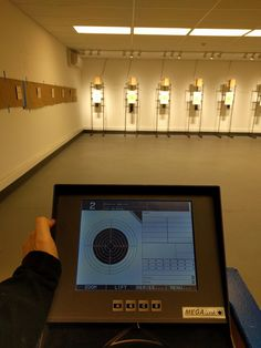 This range grew from a tractor shed to an epic facility with electronic targets!