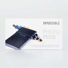 IMPOSSIBLE - accessories: Impossible Pen Set