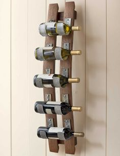 Barrel Wine Rack - VivaTerra