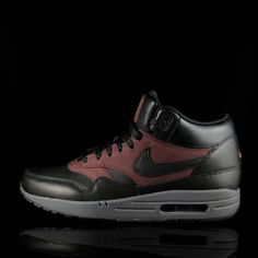 "half off b2370 9bcf1 NIKE AIR MAX 1 MID DELUXE QS ""BARKROOT BROWN"""
