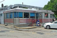 Chick's Diner, Scranton, PA 062510
