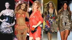 In Photos: Following her final walk down the runway at Sao Paulo Fashion Week, take a look back at some of Gisele Bundchen's career highlights both on and off the runway.