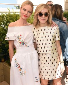 "Just Jared on Instagram: ""These ladies are chic as can be... #KateBosworth and #KiernanShipka! #EmmysWeekend"""
