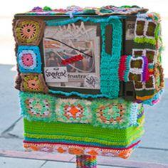 Projects - Yarnbombing Los Angeles