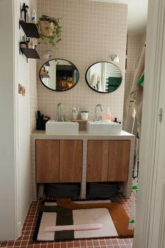 Appartement Salle de bain Créatrice Ma Poésie Elsa Poux Paris