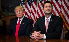 Thursday House Speaker Paul Ryan explained away Donald Trump's law breaking by suggesting that he has no idea what he's doing.