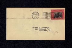 George Rogers Clark Feb 25 1929 Vincennes IND First Day Cover  Scott's US 651 FDC  Uncacheted cover