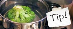 Gewoon wat een studentje 's avonds eet: TIP: Geen beestjes in je broccoli of bloemkool