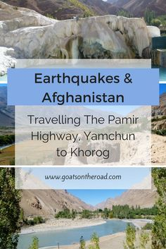 Earthquakes & Afghanistan: Travelling The Pamir Highway, Yamchun to Khorog Wanderlust Travel, Asia Travel, Vacation Trips, Vacation Spots, Places Around The World, Around The Worlds, Travel Guides, Travel Tips, Get Outdoors