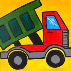 Social Artworking: Dump Truck