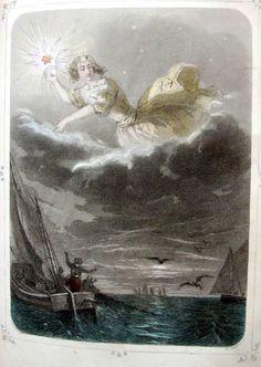 J. J. Grandville, The Sailor's Star.