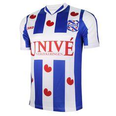 SC Heerenveen (Netherlands) - 2014/2015 Jako Home Shirt