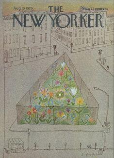 The New Yorker Aug 16th 1976 EUGÈNE MIHAESCO