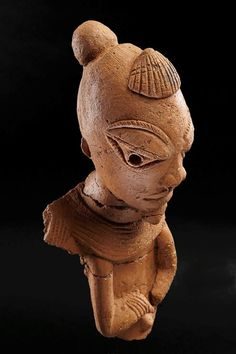 Research continues into 3000 year-old Nok culture of sub-Saharan Africa