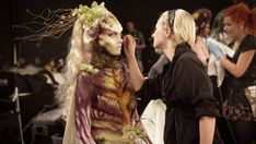 Syfy Face Off Season 5 Episode 5 - Mother Earth Goddess - Laura During Last Looks