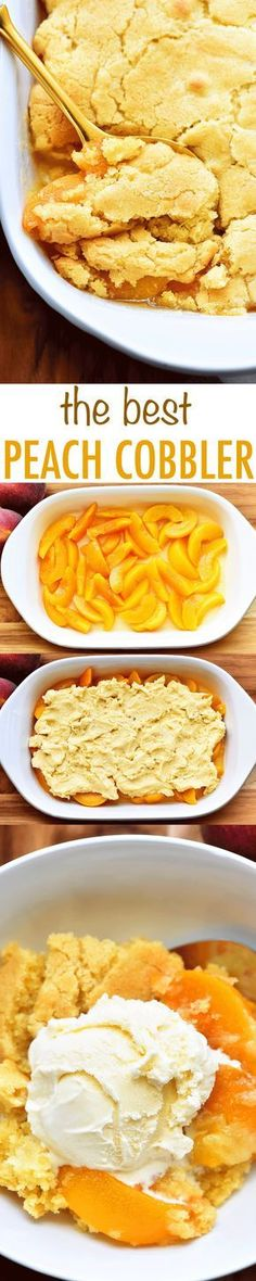"""Hey friends! I am SO excited to share this recipe today. First of all, I know calling a recipe """"the best"""" is pretty bold. I usually don't like to do it on my blog, but when I truly """"feel"""" something is the best I am going to say it!  This is THE BEST PEACH...Read More »"""