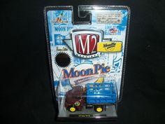 M2 Machines 1957 Dodge 700 COE Moon Pie Limited 5000 Pieces Rubber Tires #M2Machines