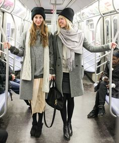 We set out to snap 50 stylish (and nice!) New Yorkers on their commutes.