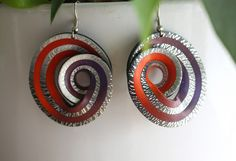 2-52 pairs of Earrings a year by An & Art, via Flickr