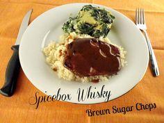 Rosie Discovers: Spicebox Whisky Brown Sugar Chops