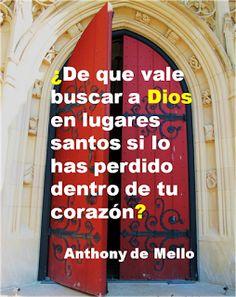 Anthony de Mello. Cuento la búsqueda de Dios