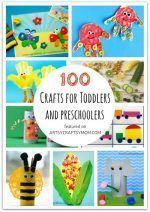 Ultimate List of 100 Crafts and Activities for Toddlers and Preschoolers #MulticulturalArtsandCrafts