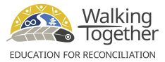 Education for Reconciliation Walk Together, Logo Design, Walking, Education, Logos, Walks, Educational Illustrations, Learning, Logo