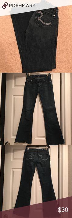Rock&Republic Jeans Good Condition- Size 0&30inch Length Rock & Republic Jeans Boot Cut