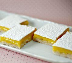 Συνταγή για το πιο εύκολο γλυκό με λεμόνι