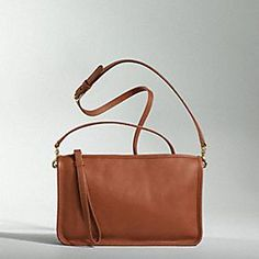 """Coach """"Basic"""" bag. Why do I want this so much?"""