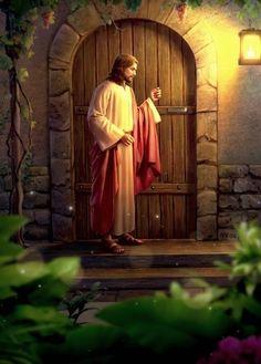 Jesus Christ Painting, Jesus Art, God Jesus, Pictures Of Jesus Christ, Bible Pictures, Religious Photos, Religious Art, Jesus Photo, Jesus Christ Quotes