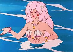 Discover & Share this Jem GIF with everyone you know. GIPHY is how you search, share, discover, and create GIFs. Vintage Cartoons, 90s Cartoons, Jem And The Holograms, Cartoon Kunst, Cartoon Art, Jem Et Les Hologrammes, Cartoon Profile Pictures, Animation, Merfolk