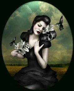 Kai Fine Art is an art website, shows painting and illustration works all over the world. Psychedelic Art, Illustrations, Illustration Art, Dark Fantasy, Fantasy Art, Types D'art, Arte Obscura, Day Of The Dead Art, Art Populaire
