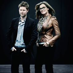 Dynamic Duos: Burberry's Angela Ahrendts And Christopher Bailey On Trust, Soul | Co.Design | business + design