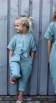 Beautiful Dresses, Kids Fashion, Jumpsuit, Shirt Dress, Shirts, Vestidos, Toddler Girls, Baby Girl Fashion, Modern Fashion