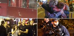 PARIS ATTACKS: Islamic State claim responsibility for Paris attacks in official statement