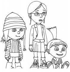 Luxury Despicable Me Coloring Books 55 Despicable Me Coloring Pages