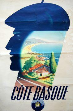 Toerisme: Frankrijk - 1939