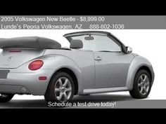 2005 Volkswagen New Beetle GLS 2dr Convertible for sale in P