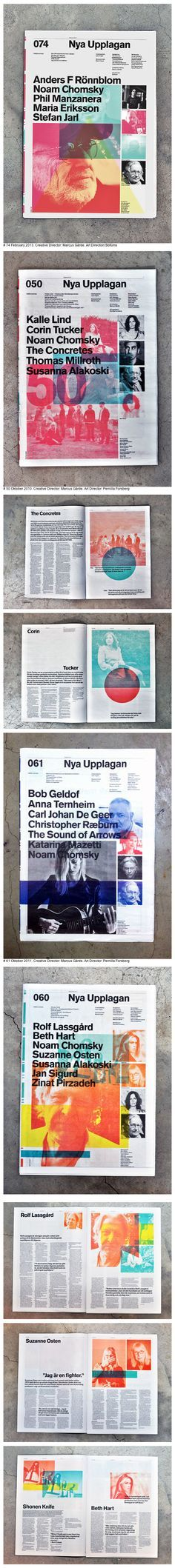 swiss grid, colorful, bold, modern, experimental, editorial design, bright, saturated, layout, typography