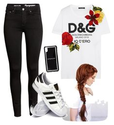 A fashion look from January 2018 featuring embellished top, stretch jeans and adidas sneakers. Browse and shop related looks. Black And White Tops, Embellished Top, Stretch Jeans, Givenchy, Adidas Sneakers, Fashion Looks, Challenges, Polyvore, Shopping